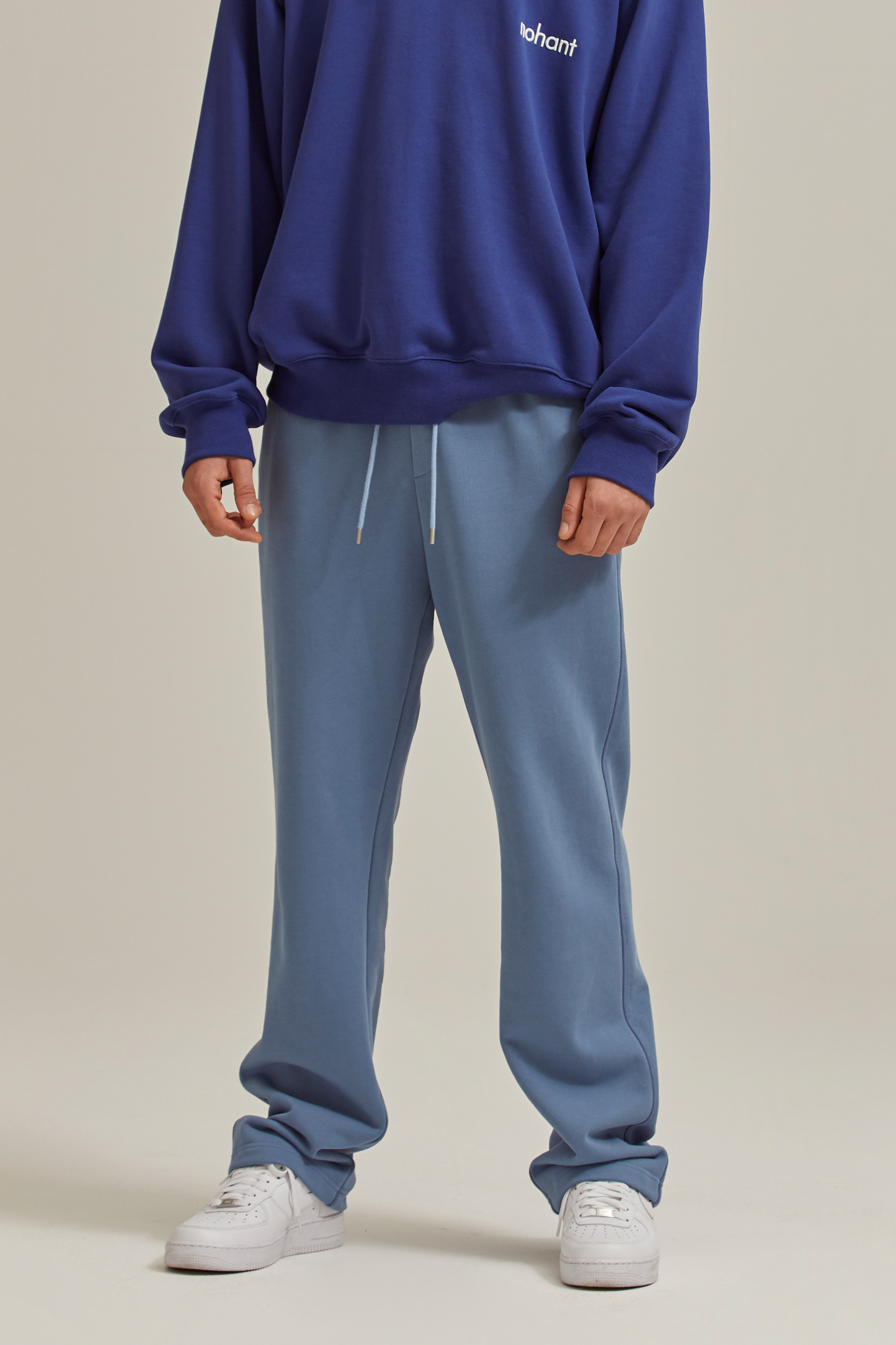 LOGO SWEATPANTS SKY BLUE