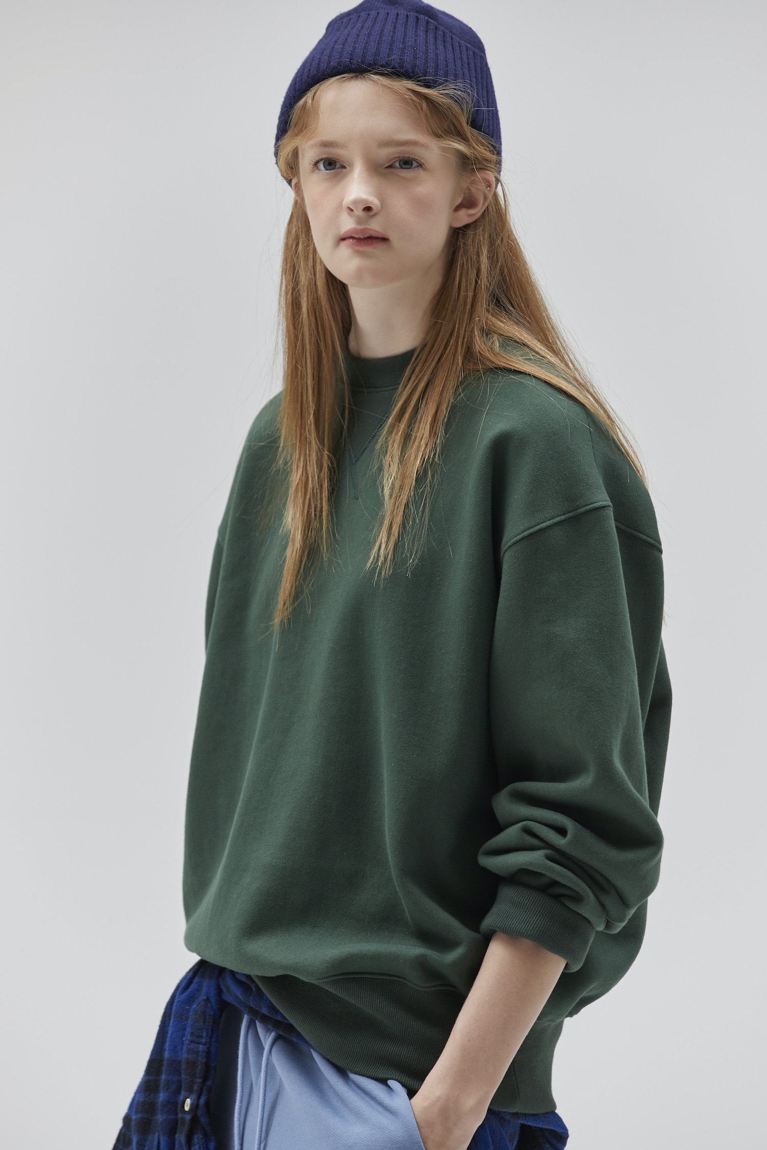 MADE IN SEOUL 2020 SWEATSHIRT GREEN